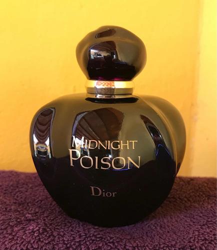 Midnight Poison Dior Discontinuo Raro Inconseguible