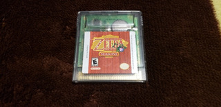 The Legend Of Zelda Orale Of Seasons Gbc