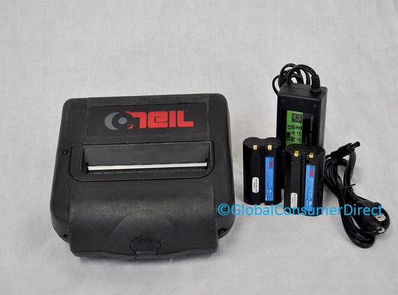 Impressora Portátil 80mm Bluetoothe