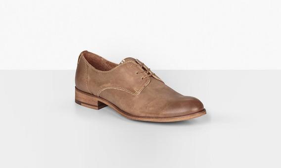 Zapatos Mujer De Cuero Levi