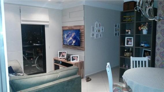 Apartamento Em Vila Carrão, São Paulo/sp De 61m² 3 Quartos À Venda Por R$ 400.000,00 - Ap234456