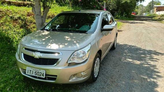 Chevrolet Cobalt 2012 1.4 Lt 4p