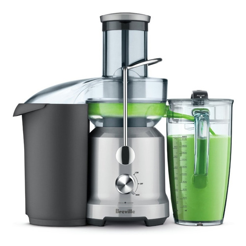 Breville Bje430sil Extractor Nutrientes Jugos 2 L 850 Watts
