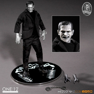 Frankenstein Mezco One 12