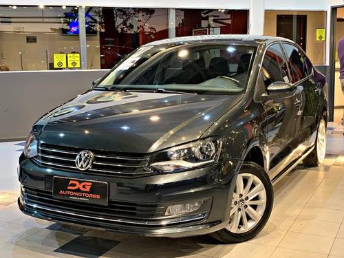 Imagen 1 de 15 de Volkswagen Polo Comfortline Tiptronic 1.6n 58.000km 2017