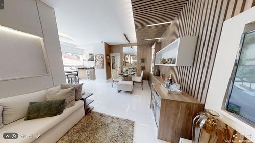 Imagem 1 de 13 de Apartamento Para Venda No Splendor Patriani No Taquaral - Entrega Prevista Em Outubro De 2022 - Ap04093 - 69018472