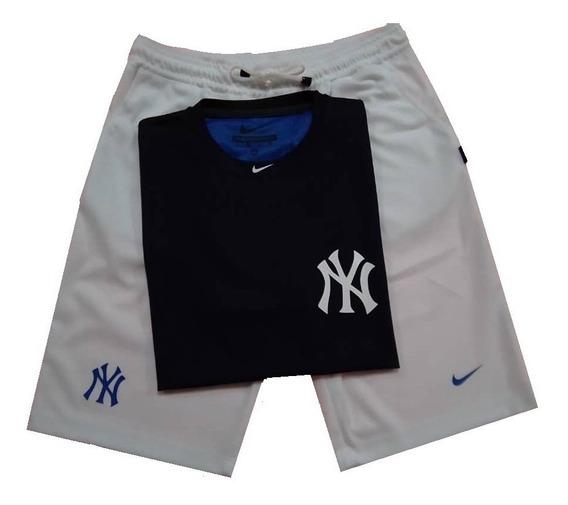 Franelas Y Short Nike Talla S,m,l Leer Descripcion