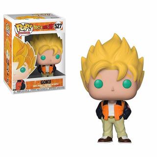 Muñeco Funko Pop 527 Dragon Ball Z Goku Original!!
