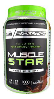 Muscle Star Recuperación Ganador -- Star Nutrition-- 1kg