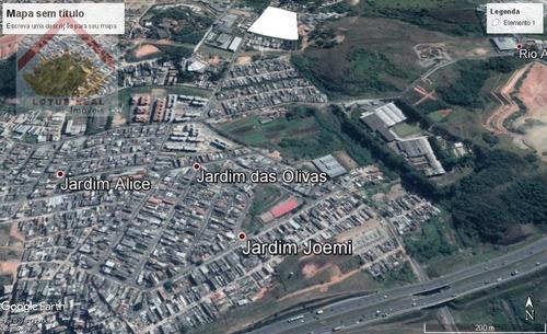 Área A Venda No Bairro Sítio São Francisco Em Guarulhos - - 831-1