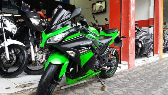 Kawasaki Ninja 300 Abs Limitad Shadai Motos