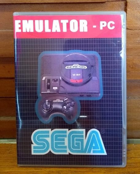 Emulador Mega Drive - Pc / Notebook
