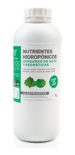 Nutriente Hidropónico Todo En Uno (solución Para Hidroponia)