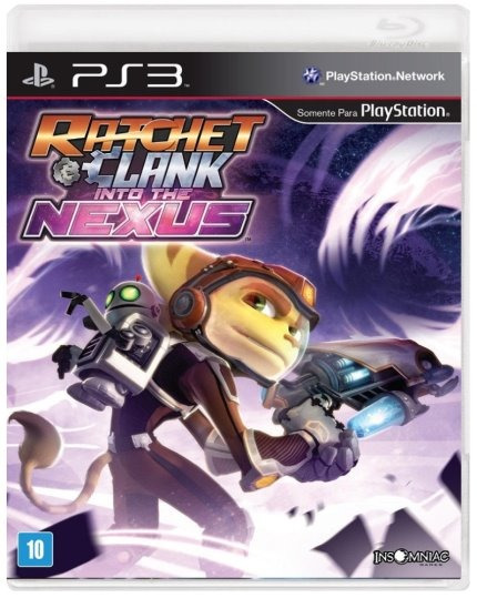 Ratchet And Clank Into The Nexus Ps3 Via Psn Digital Port.