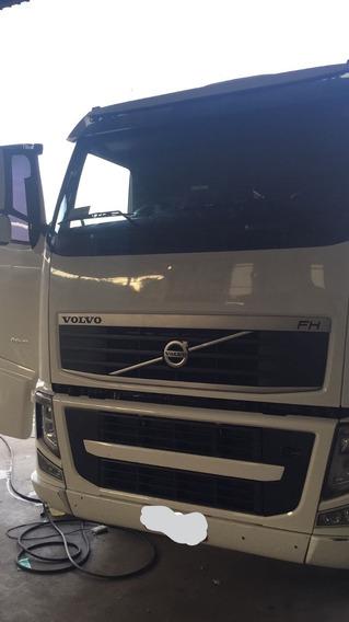 Volvo Fh 440 2010 Teto Baixo Único Dono Revisado