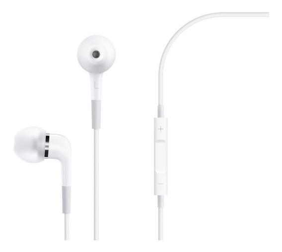 Fone Intra-auricular Apple C/ Controle Remoto E Microfone