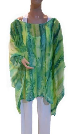 Camisolas, Tunicas Y Blusas Pintadas A Mano Todos Los Colore