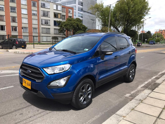 Ford Ecosport Freestyle 2019 4x4