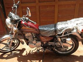 Moto Haojiang Hj125-33 Motocilla 125 Cc