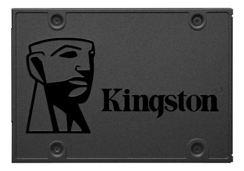 Imagen 1 de 2 de Disco sólido interno Kingston SA400S37/960G 960GB