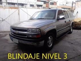 Chevrolet Suburban Blindada N Tela Aac At