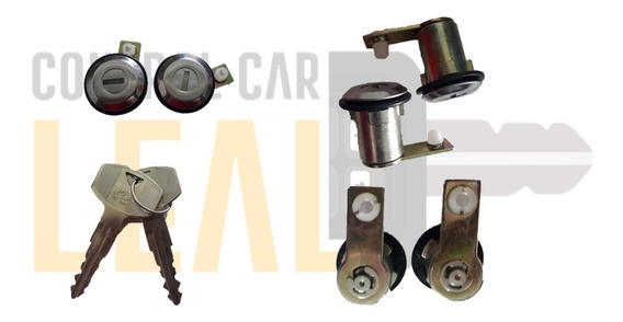 Cilindros Puertas Nissan Camioneta 72-89