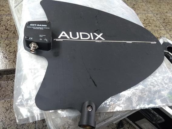 Antena Rabo De Peixe , Audix.