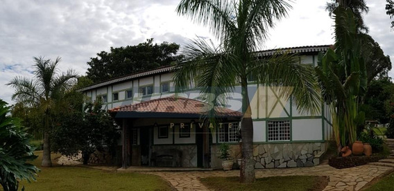 Fazenda Com 3 Quartos À Venda, 919600 M² Por R$ 4.500.000 - Residencial Valência - Anápolis/go - Fa0061