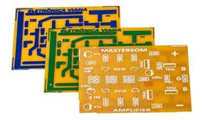 Placa Para Montar Amplificador 1200w Rms C5200/ A1943