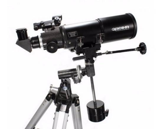 Telescopio Profissional Equatorial Refletor Bt40080eq Greika