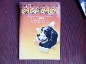 Álbum Nestlê Surpresa Cães De Raça 1992 - Completo