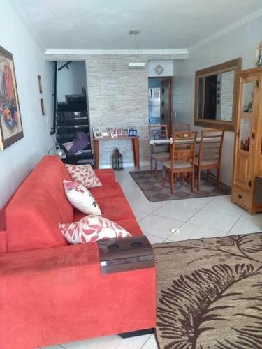 Sobrado Com 3 Dormitórios À Venda, 110 M² Por R$ 530.000,00 - Parque Independência - São Paulo/sp - So1068