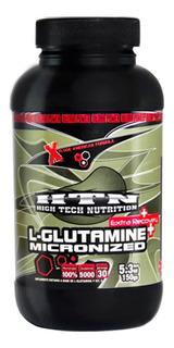 Aminoacidos Htn L- Glutamina Micronizada X 150grms