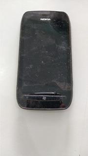 Celular Nokia Lumia 710 Para Retirar Peças Os 16856