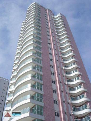 Imagem 1 de 30 de Apartamento Com 4 Dormitórios À Venda, 242 M² Por R$ 3.000.000,00 - Jardim Anália Franco - São Paulo/sp - Ap4710