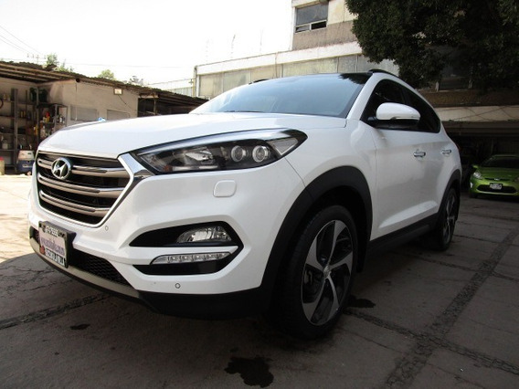 Hyundai Tucson5p Limited Tech Ta A/ac.aut.,pielf.led,tp,ra19