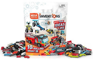 Mega Construx Inventions Wheels Pack