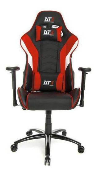 Cadeira Gamer Dt3 Sports Elise, 10637-7, Vermelha