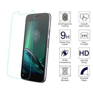 Mica De Cristal Templado 9h Motorola Moto G4 Play