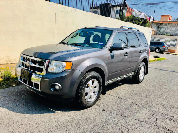 Ford Escape 3.0 Xlt Piel Limited Plus V6 At 2011