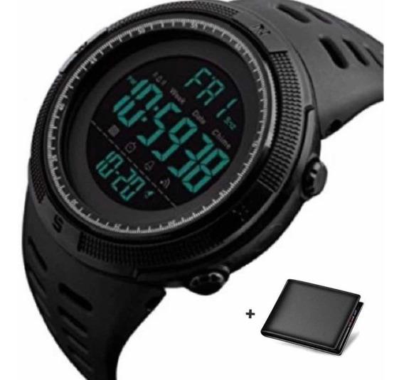 Relógio Masculino Digital Skmei 1251 Original + Brinde