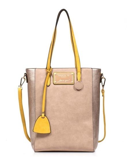 Cartera Shopping Bag Juanita Jo Weiss (10811) Aw20. Garantia