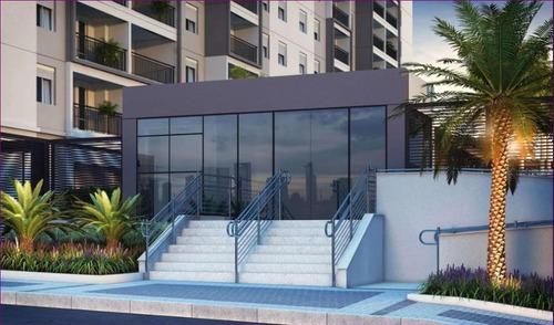 Apartamento Com 2 Dormitórios À Venda, 59 M² Por R$ 465.682,30 - Vila Das Mercês - São Paulo/sp - Ap8731