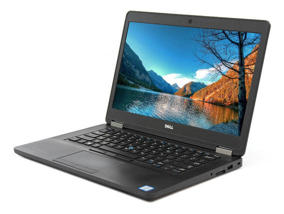 Dell Latitude E5470 Core I5 6300u 2.4 Ghz 4gb Ddr4 Hd 500 Gb
