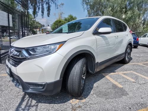 Imagen 1 de 15 de Honda Cr-v 2018 2.4 Ex Cvt