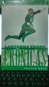 Lanterna Verde - Crônicas 2 - Hq Lacrada