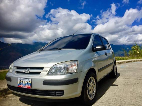Hyundai Getz 2008 Sinc. 1.3