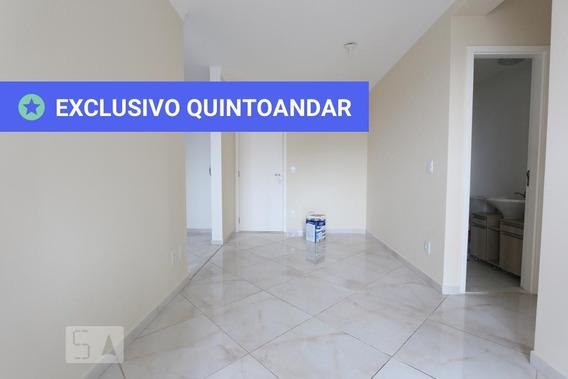 Apartamento No 3º Andar Com 2 Dormitórios E 1 Garagem - Id: 892972541 - 272541