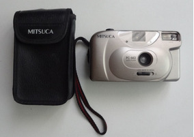 Câmera Fotográfica Analógica Mitsuca Pc663 Auto Flash