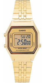 Relógio Casio Feminino Vintage La680wga-9df ( Nota Fiscal )